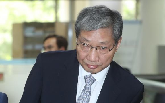 장충기 전 삼성그룹 미래전략실 차장 연합뉴스