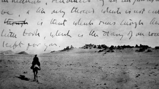 여성 고고학자 벨의 궤적 쫓는 '바그다드에서 온 편지'.