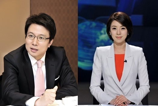 신동호 배현진 MBC 아나운서