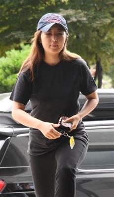 최순실씨의 딸 정유라씨