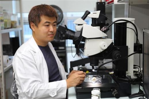 권혁준 국립해양생물자원관 분류연구실 선임연구원(박사)
