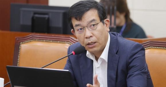 김종대 정의당 의원.  연합뉴스