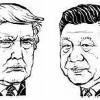 """트럼프 """"시진핑 뭔가 하고 싶어해… 지켜볼 것"""""""