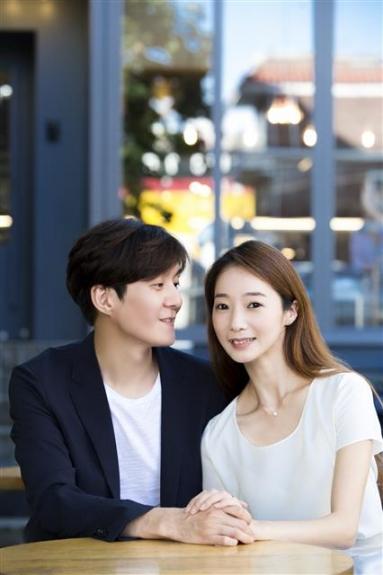 엄재용(왼쪽)-황혜민. 유니버설발레단 제공
