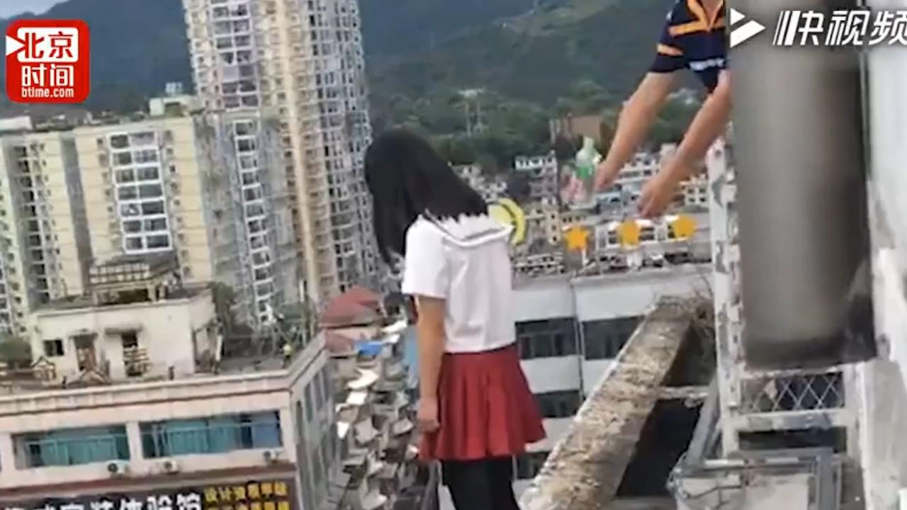 베이징타임스 영상 캡처
