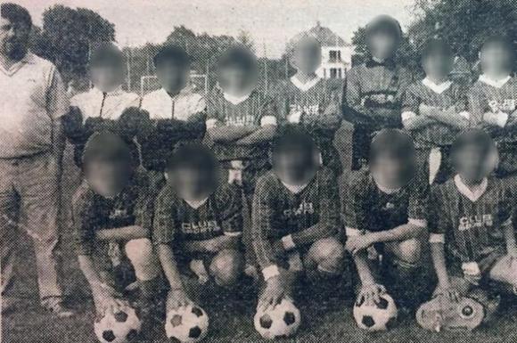 테드 랭퍼드는 1976년부터 1989년 사이 아동 성추행 유죄가 확정돼 2007년부터 3년 형을 살고 출소한 뒤 2012년 세상을 떠났다. 토니 브리엔 제공 BBC 홈페이지 캡처