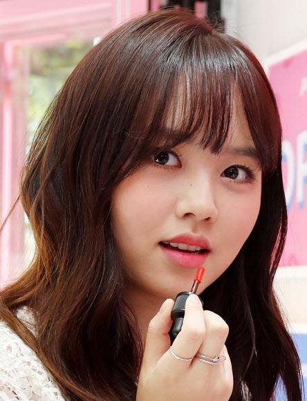 김소현 '내 보송한 입술'