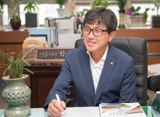 박인교 고성군 기획감사실장
