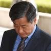 [서울포토] '댓글 공작 실무 책임자' 이종명 전 국정원 3차장, 검찰 출석