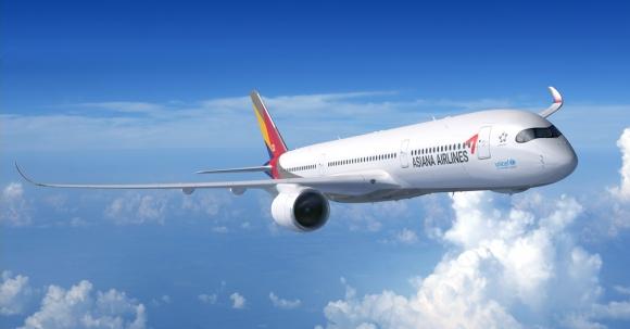 아시아나항공 기장들, 비행중 말다툼 소동