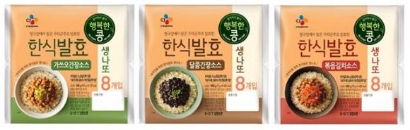CJ제일제당 한식발효 생나또.