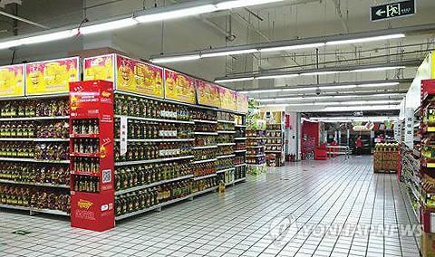 중국 롯데마트 매장 [연합뉴스 자료사진]