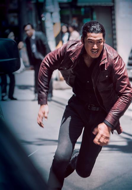 영화 '범죄도시'의 윤계상