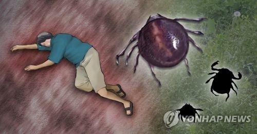남양주서 살인진드기 감염 의심되는 80대 부부 중 부인은 사망하고 남편은 중태에 빠졌다. 경기 북부지역을 중심으로 살인진드기로 인한 감염자가 급격히 늘고 있다. 연합뉴스