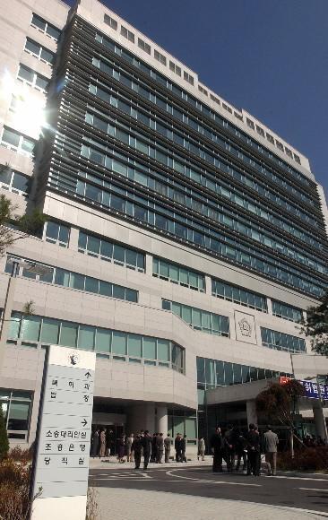 대전 특허법원 청사 2003.10.16 연합뉴스