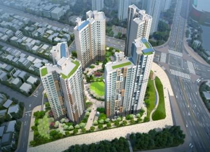 조망권 여부가 명품 아파트의 필수조건으로 각인되고 있는 가운데 라온건설이 오는 10월 중랑구 면목5구역에서 선보일 '면목 라온 프라이빗'이 눈길을 끌고 있다.
