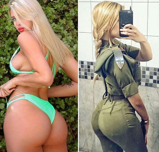 Hot Israeli Army Girls Instagram