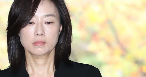 조윤선 전 청와대 정무수석. 연합뉴스