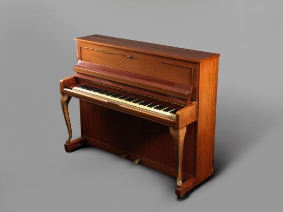 유재하의 피아노 한양대박물관 제공