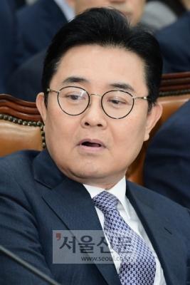 전병헌 대통령비서실 정무수석