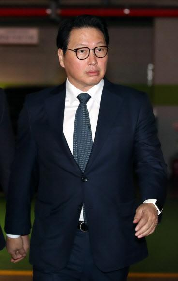 최태원-노소영 이혼소송 첫 조정기일