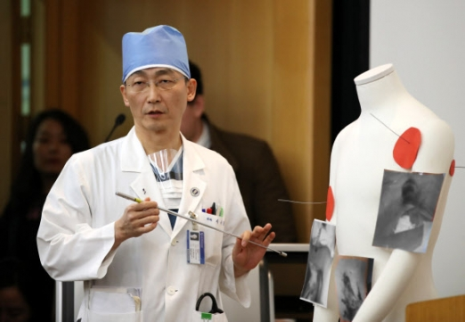 귀순 북한 병사 수술결과 브리핑