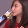 """허영란, 성화봉송주 마신 소감 """"정말 맛있다"""" 극찬"""