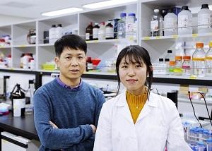 임현석(왼쪽) 교수, 이영주 연구원 포스텍 제공