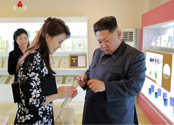 북한 패션리더 리설주