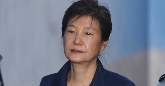 박근혜 전 대통령  서울신문