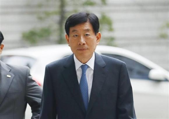 원세훈 전 국정원장. 연합뉴스
