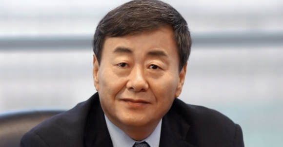 김준기 전 DB그룹(옛 동부그룹) 회장.  연합뉴스