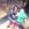 엘리베이터 문 닫히자 돌변…아기 학대하는 베이비시터