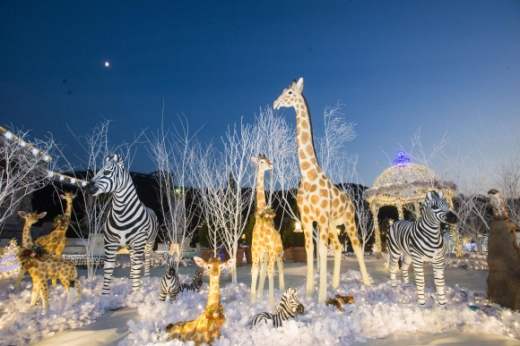 에버랜드 별빛동물원. 에버랜드 제공
