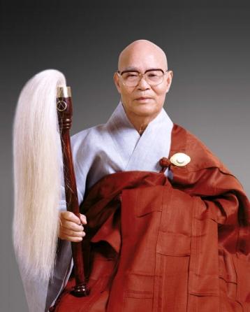 녹원 스님. 대한불교조계종 제공