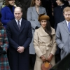 [포토] 왕실 공식행사에 참석한 해리 왕자와 메건 마클