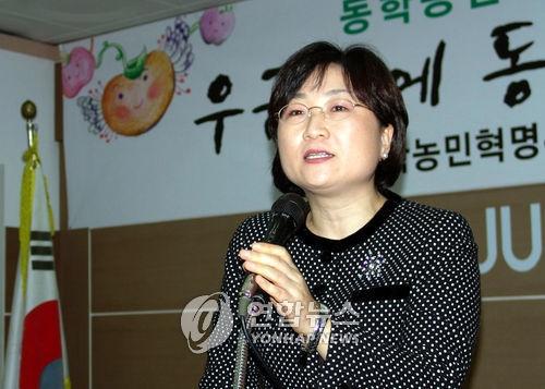 조기숙 이화여대 국제대학원 교수 [연합뉴스 자료사진]