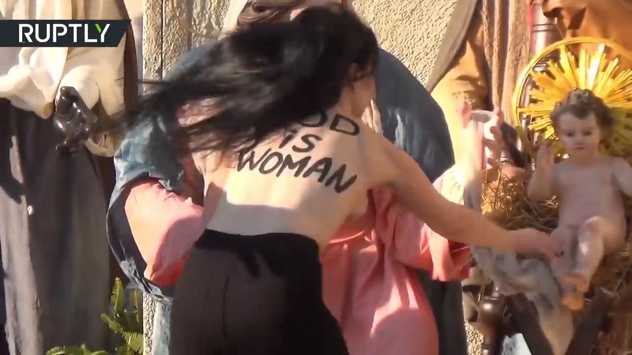 유튜브 영상 캡처. RT.