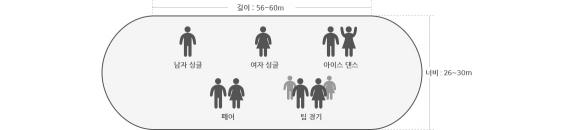 피겨 스케이팅. 자료:평창올림픽조직위원회