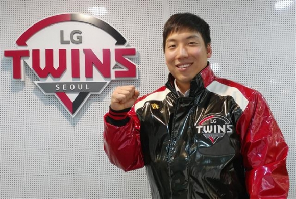 LG 김현수. 연합뉴스