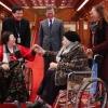 위안부 피해 할머니들을 국빈급으로…의전차량에 앰뷸런스 배치