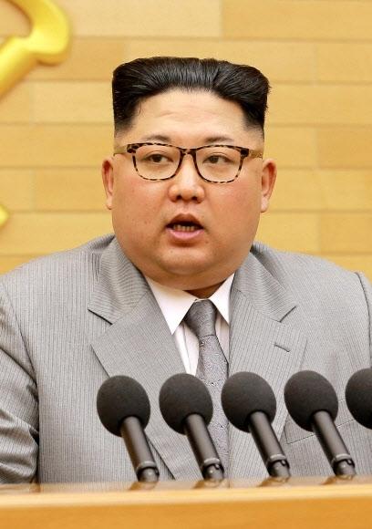 김정은 북한 노동당 위원장. 연합뉴스