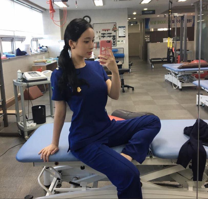 평창올림픽 자원봉사자 물리치료사