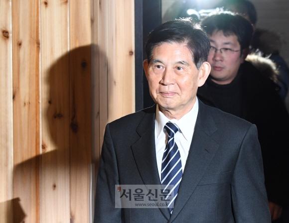 정호영 전 BBK 의혹사건 특별검사.