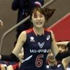 배구선수 이다영 흥마저도 MVP…신진식 감독과 커플댄스