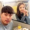 """""""LA로 떠나요""""…류현진-배지현, 동반 미국행 인증샷"""