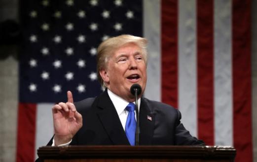 도널드 트럼프 미국 대통령 AP 연합뉴스