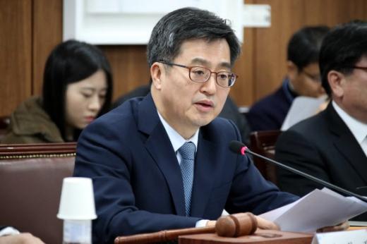 김동연 경제부총리 겸 기획재정부 장관. 연합뉴스