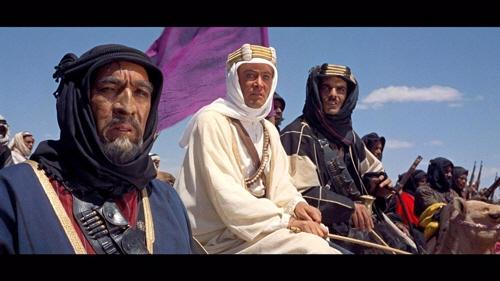 영화  '아라비아의 로런스'