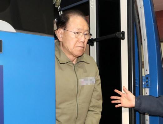 이명박 참담한 심정  김백준 전 청와대 총무기획관 연합뉴스